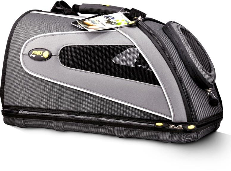 Переноска Crazy Paws Sport Deluxe Carrier для животных