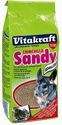 Песок Vitakraft Chinchilla Sandy для шиншилл 1 кг